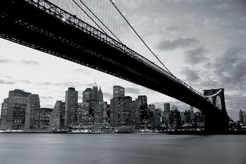 Brooklyn Bridge - New York Fototapet