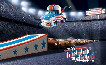 Disney Cars Fototapet