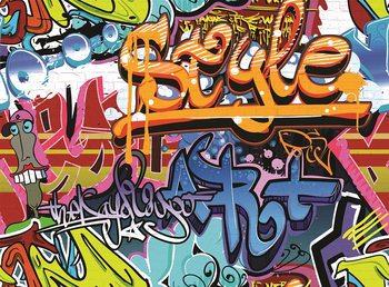 Graffiti Fototapet