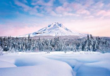 MOUNTAIN GRACEFUL Fototapet