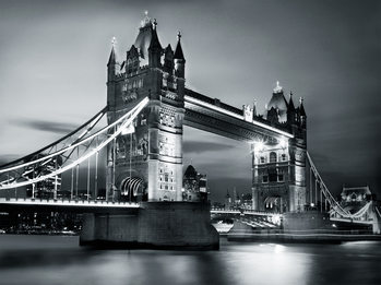 Tower Bridge, London Fototapet