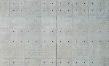 Cement Wal Holes Fototapeta
