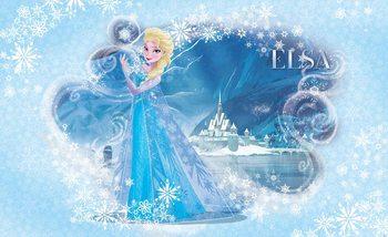 Disney Kraina lodu Elsa Fototapeta