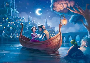 Fototapeta Disney Princesses Rapunzel