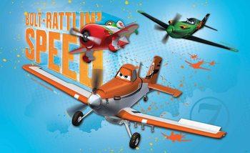Disney Samoloty Fototapeta