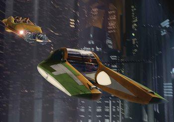 Gwiezdnych wojen Jedi Chase Wesell Fototapeta