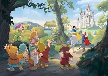 Księżniczki Disney'a - Królewna Śnieżka Fototapeta