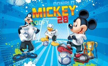 Mysz Disney Mickey Fototapeta
