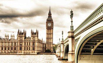 Fototapeta Parlament Londýn