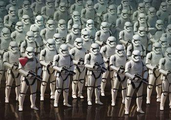 Fototapeta Síla hvězdných válek se probudí