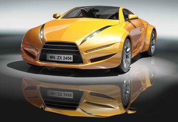Fototapeta Sports Racing Car