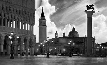 Wenecja plac San Marco Fototapeta