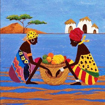Fruit Basket Festmény reprodukció