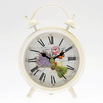 Hodiny Design Clocks - Lavender