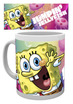 Hrnek Spongebob - Jellyfish