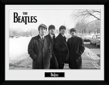 The Beatles - Capitol Hill indrammet plakat