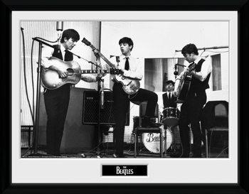 The Beatles - Studio indrammet plakat