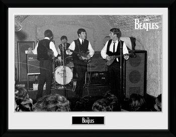 The Beatles - The Cavern 2 indrammet plakat
