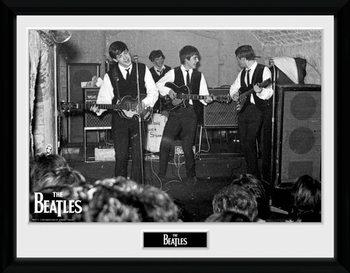 The Beatles - The Cavern 3 indrammet plakat