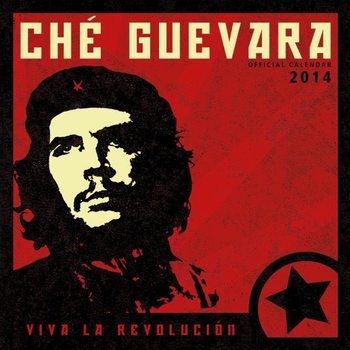 Kalendár 2017 Calendar 2014 - CHE GUEVARA