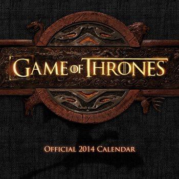 Kalendár 2017 Calendar 2014 – GAME OF THRONES