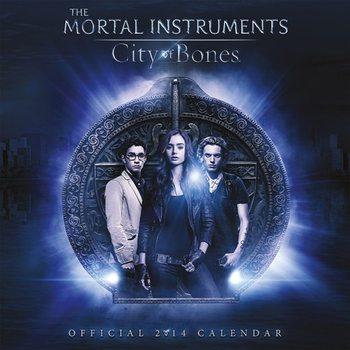 Kalendár 2017 Calendar 2014 - MORTAL INSTRUMENTS
