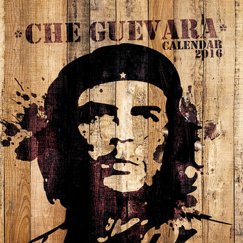Kalendář 2017 Che Guevara