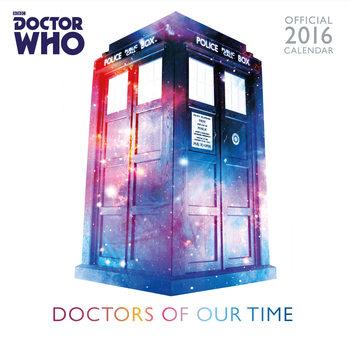 Kalendář 2017 Doctor Who - Classic Edition
