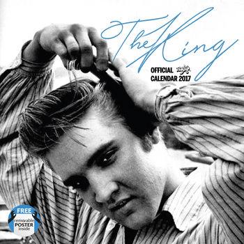 Kalendář 2017 Elvis
