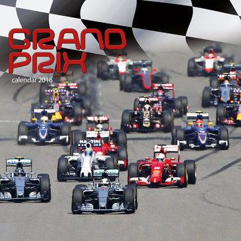 Kalendář 2017 Grand Prix