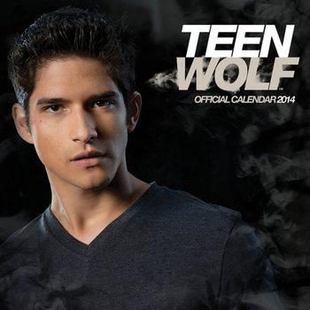 Kalendář 2017 Kalendář 2014 - TEENWOLF