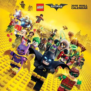 Kalendář 2018 Lego Batman