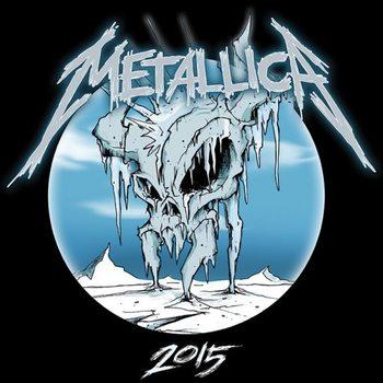 Kalendár 2017 Metallica