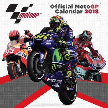 Kalendár 2018 Moto GP