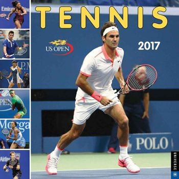 Kalendár 2017 Tennis The U.S. Open