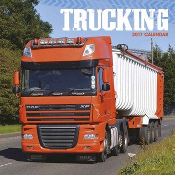 Kalendár 2017 Trucking
