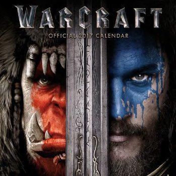 Kalendář 2017 WarCraft