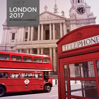 London Kalendarz 2017
