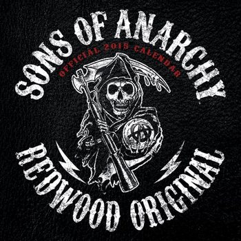 Sons of Anarchy  Kalendarz 2017