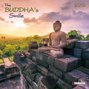 The Buddha's Smile Kalendarz 2018