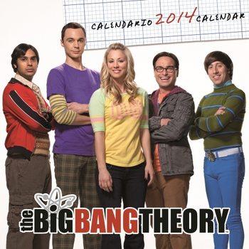 Calendar 2014 – BIG BANG THEORY - Kalender 2016