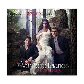 Calendar 2014 – VAMPIRE DIARIES - Kalender 2016