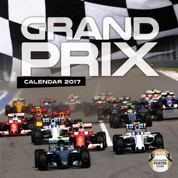 Kalender 2017 Grand Prix