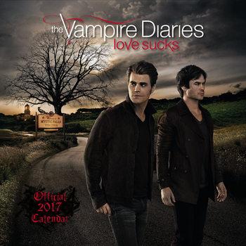 Kalender 2017 Vampire diaries