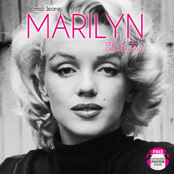 Norma Jeane (Marylin) Kalender 2017