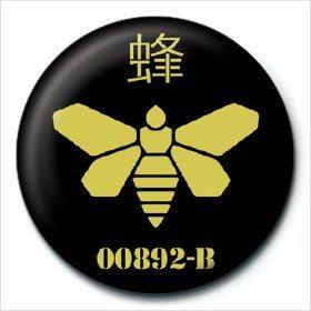 Breaking Bad (Totál Szívás) - Golden Moth - Kitűzők