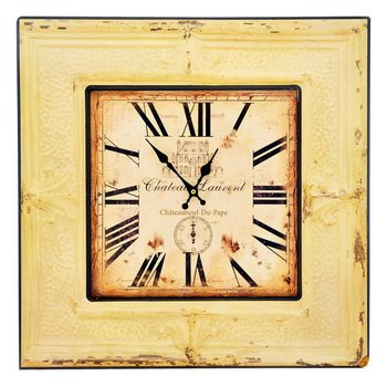Design Clocks - Chateau Laurent klok