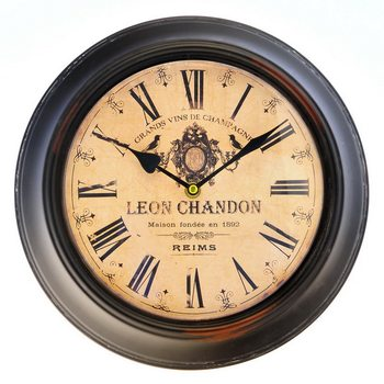 Design Clocks - Leon Chandon klok