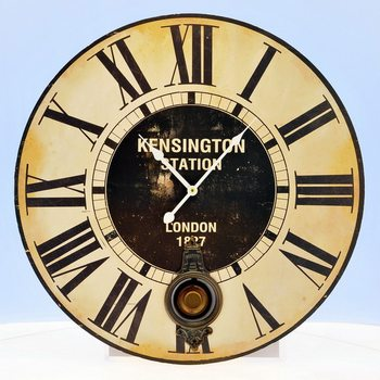 Design Clocks - London  klok