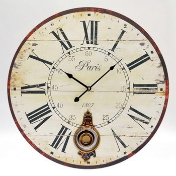 Design Clocks - Paris 1807 klok